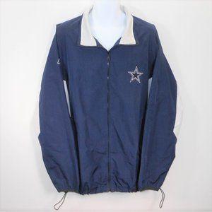 Reebok NFL Dallas Cowboys Field Apparel jacket
